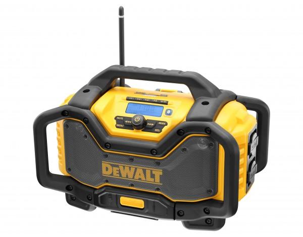 DeWalt DCR027-QW Akku- und Netz-Radio mit Ladefunktion