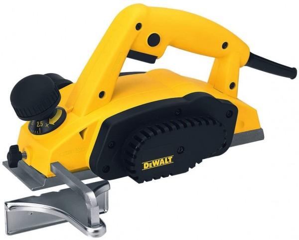 DeWalt DW680-QS Hobel 2,5 mm 600 Watt