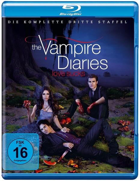 The Vampire Diaries - Die komplette 3. Staffel (Blu-ray)