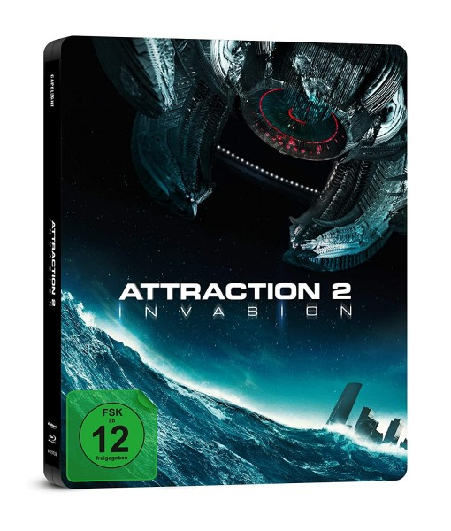 Attraction 2: Invasion [Blu-ray] Limited Steelbook Edition