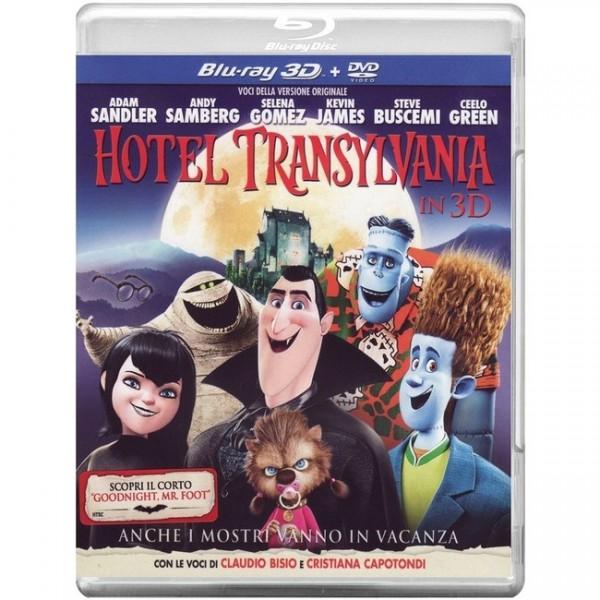 Hotel Transsilvanien (3D-Blu-ray) Ital. mit deutschem Ton