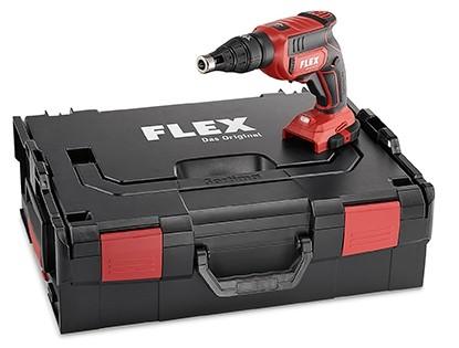 FLEX Akku-Trockenbauschrauber DW45 18.0-EC L-Boxx