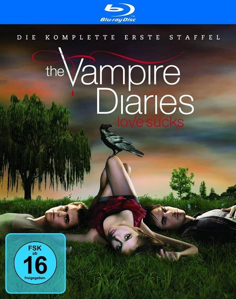 The Vampire Diaries - Die komplette 1. Staffel + 2 Bonus Disc (Blu-ray)