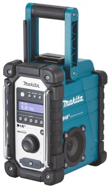Makita DMR110 Akku-Baustellenradio 7,2V-18V mit DAB+