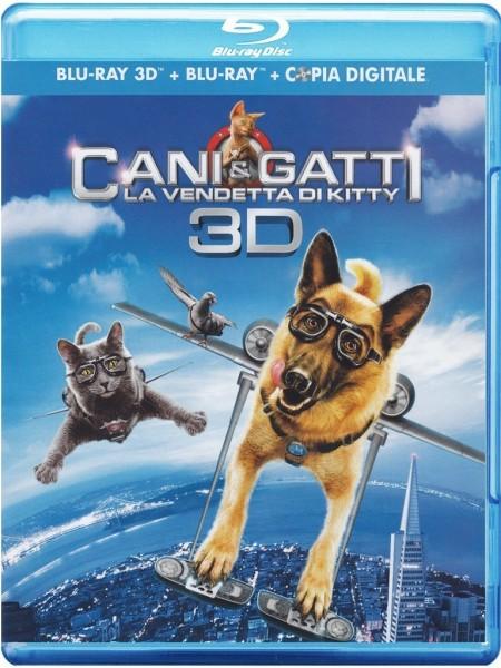 Cats & Dogs 2 (Blu-ray 3D+2D) Deutscher Ton