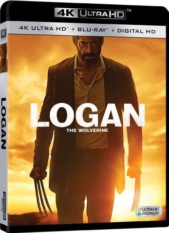 Logan The Wolverine (4K Ultra HD+2DBlu-ray) Deutscher Ton
