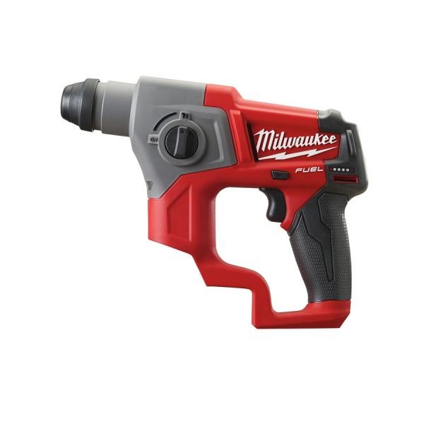 Milwaukee M12CH-0 FUEL Akku-Bohrhammer