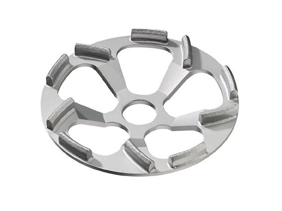 FLEX Diamantenschleifteller Thermo-Whirljet D125 28x23,5