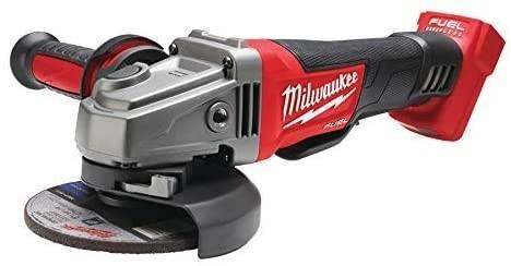 Milwaukee M18 CAG125XPD-0X Akku-Winkelschleifer mit Totmannschalter FUEL™