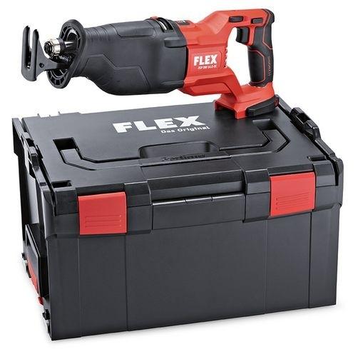 FLEX Akku-Säbelsäge RSP DW 18.0-EC Solo in L-Boxx Bürstenlos 18V 5Ah