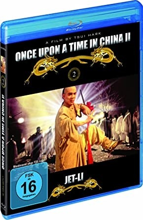 Once upon a time in China 2 (Blu-ray)