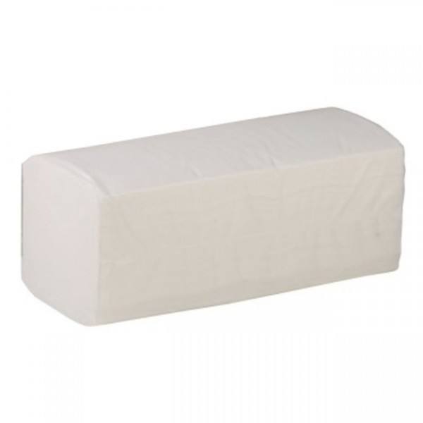 Papierhandtücher 24x21cm 2-lagig weiss (4000 Stk)