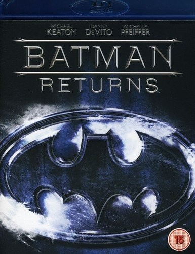 Batman Returns (Blu-ray) Deutscher Ton