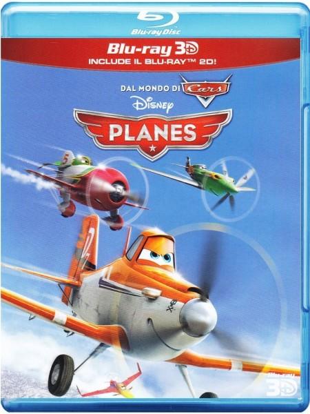 Planes (Blu-ray 3D+2D) Deutscher Ton (Disney)